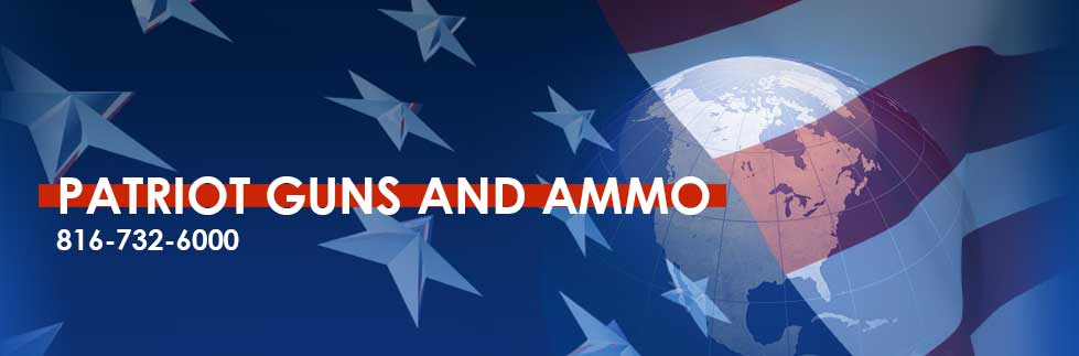 Patriot Guns and Ammo